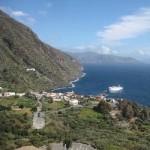 Leni , porto di Rinella